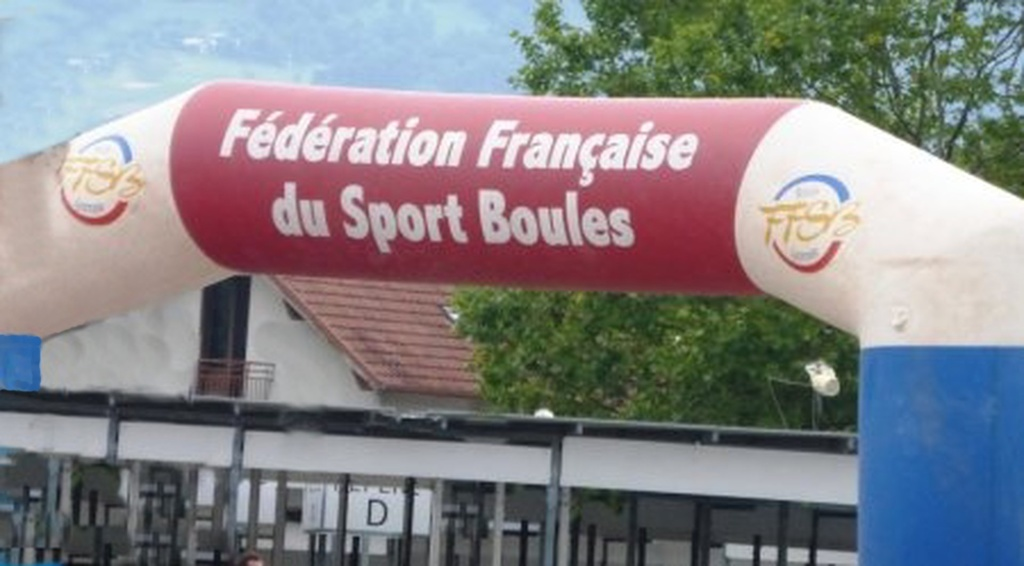 Championnat de France Quadrette  Simple et Rhône Alpes Fem'point